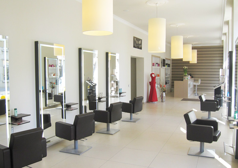 greyzone. Hair Tools Company | Saloneinrichtung & Kassensysteme